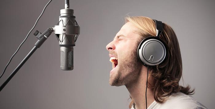 Как записать вокал дома