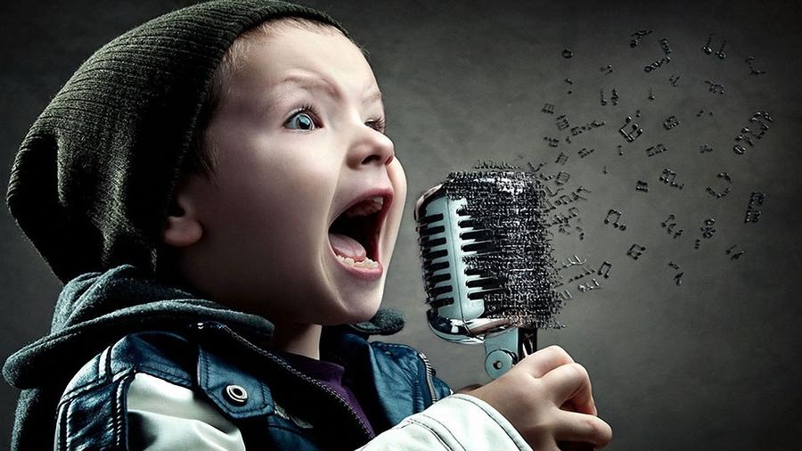 Как научить ребенка петь